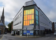 Lincoln's £1.8m Google-esque hub open for business