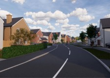 Council's Waddington housing plans up for final approval