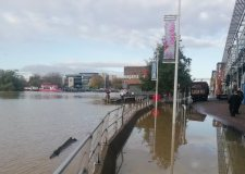 "Brayford faces ""increased dredging needs"" in face of rising flood levels"