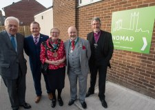 New £1.6m Lincoln Nomad Centre officially open