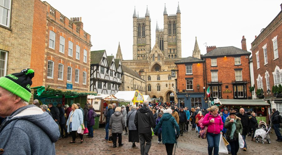 Top 20 Stalls At The 2019 Lincoln Christmas Market