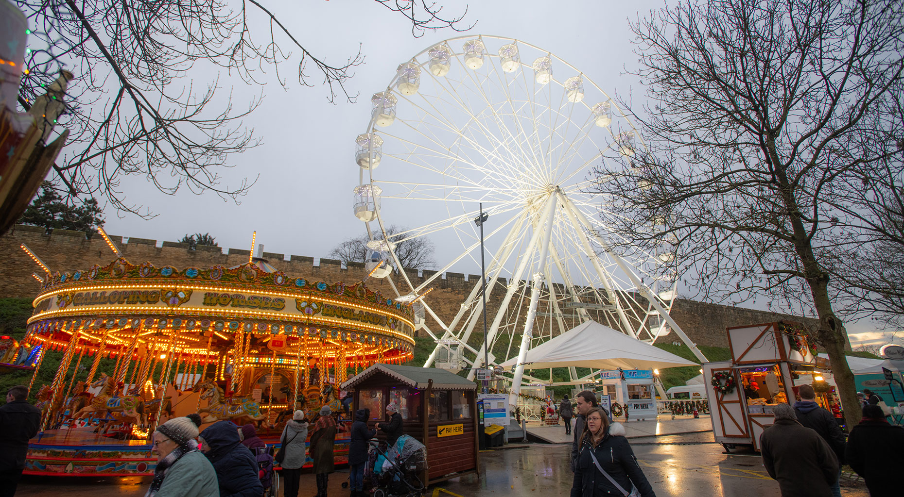 Lincoln reacts to 2020 Christmas Market COVID 19 cancellation