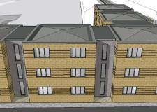 Plans for new three-storey apartment block in Lincoln