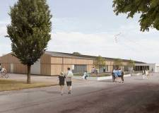 Work starts on £800k centre revamp at Lincolnshire Showground