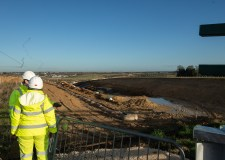 Lincoln Eastern Bypass 'on track for Autumn' after 80 years