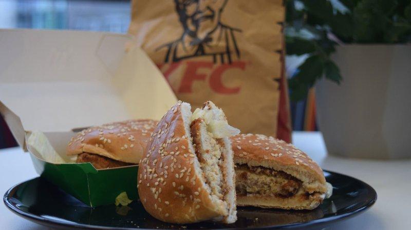 The Lincolnite Taste Test New Vegan Treats From Kfc Subway