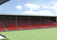 Green light for Lincoln City FC to expand Stacey West stand at Sincil Bank