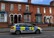 Man arrested as police cordon off house on Monks Road