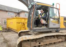Work starts to bring new council houses to Lincoln St Giles