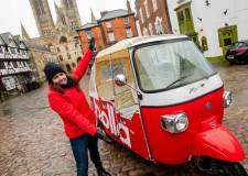 Lincoln's first tuk tuk rides get the nod from the council