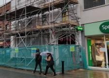 Work starts to convert former Lincoln HMV into new High Street McDonald's