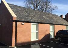 New Lincoln shelter where homeless can cook, wash and shower
