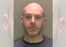 Convicted paedophile who downloaded hundreds of child images sent back to jail
