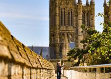 Lincoln Castle to reopen Medieval Wall Walk