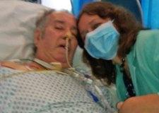 Lincoln coronavirus survivor praises hospital for saving his life