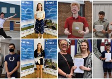 Lincolnshire schools celebrate A-Level results