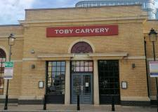 Lincoln Toby Carvery reopens this weekend