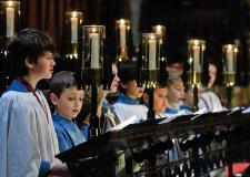 Choral Evensong returns to Lincoln Cathedral