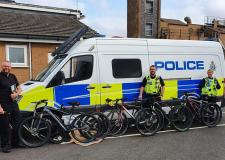 Police find nine stolen bikes at Lincoln man's home