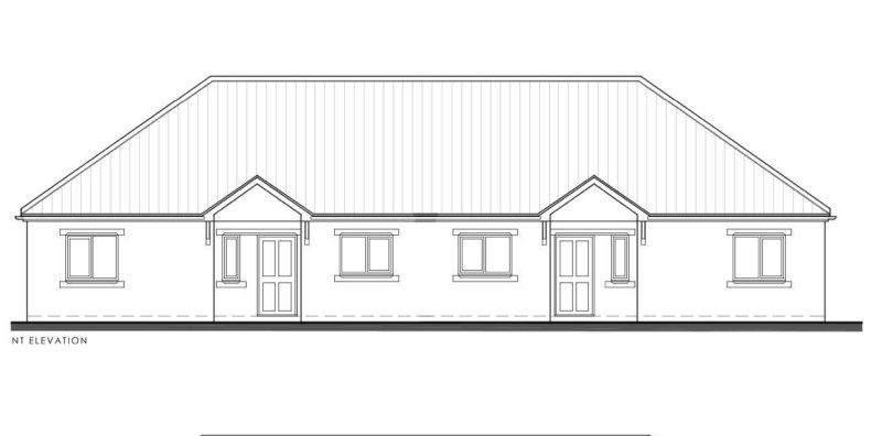 A taste of what the 31 bungalows will look like in Wragby. | Image: Lincs Design Consultancy.
