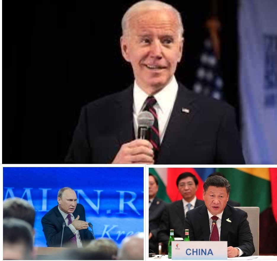 Russia $ China declines to formally recognise Biden win in US elections