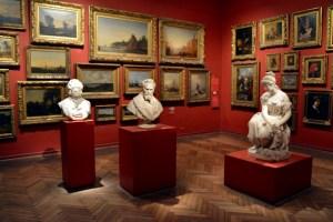 Artwork in Museo Nacional de Bellas Artes in Buenos Aires, Argentina.