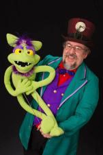 Big Bear Puppet Show