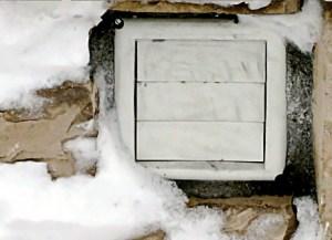 Dryer Vents and Carbon Monoxide