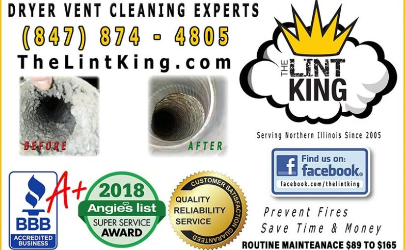 Dryer Vent Cleaning – Laundry Room Safety & Energy Efficiency
