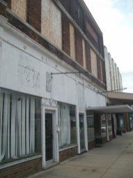 North Main Street - East Side of Street