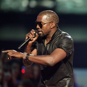 Kanye worked the refs hard at The Emmys