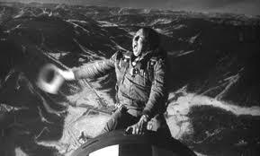 Putin is inspired by Kubrick!