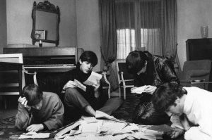 This picture reveals a secret that The Beatles never shared
