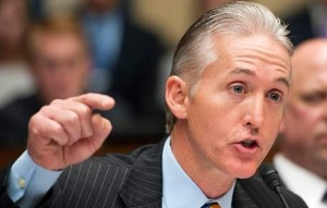 "Rep Gowdy vows to find the elusive figure ""for once and for all."""