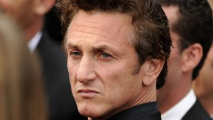 Sean Penn has a nose for the elusive interview.