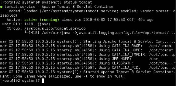 How To Install Apache Tomcat 8 5 in CentOS 7 – TheLinuxCode