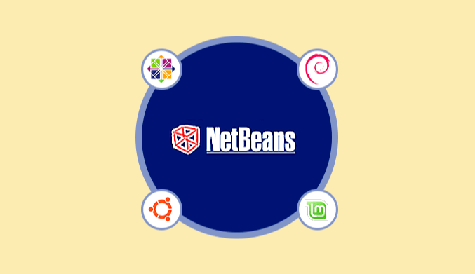 How To install Netbeans IDE on CentOS/Ubuntu /MINT/Debian – TheLinuxCode