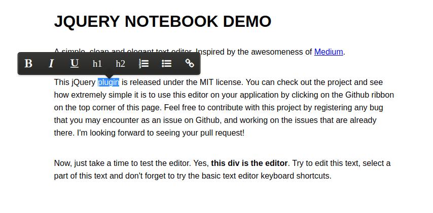5+ Best Free WYSIWYG HTML Editor – TheLinuxCode