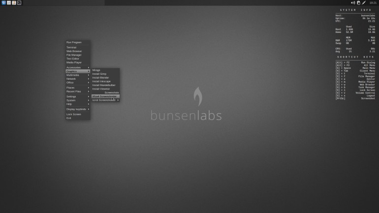 bunsenlabs best os for old laptops