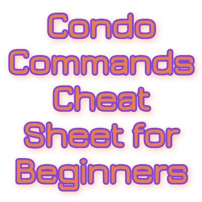 Condo Commands