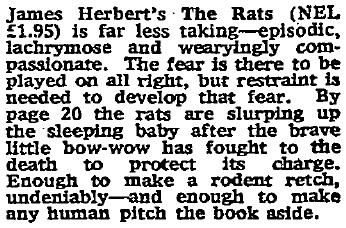 15 Rats 1974