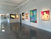 Gallery shot of Group show
