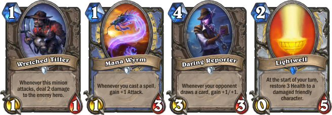 Hearthstone Triggered Actions