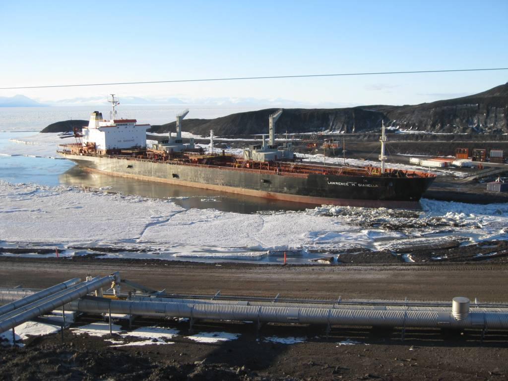 ice pier antarctica
