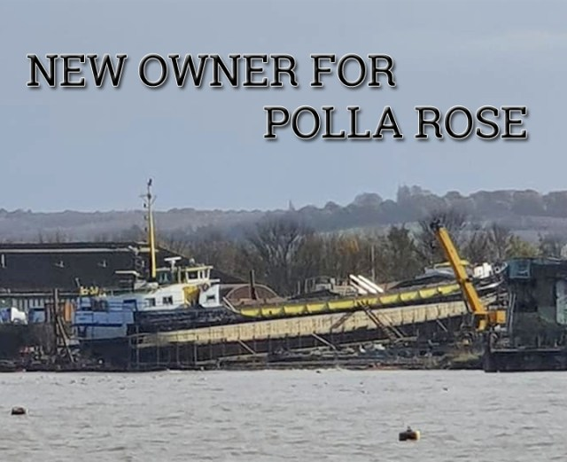 New owner for Polla Rose!