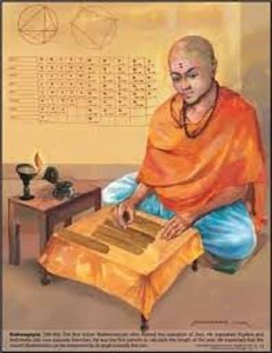 ভারতীয় গণিতবিদ