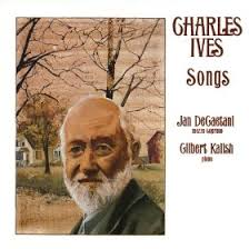 Ives Songs My Mother Taught Me