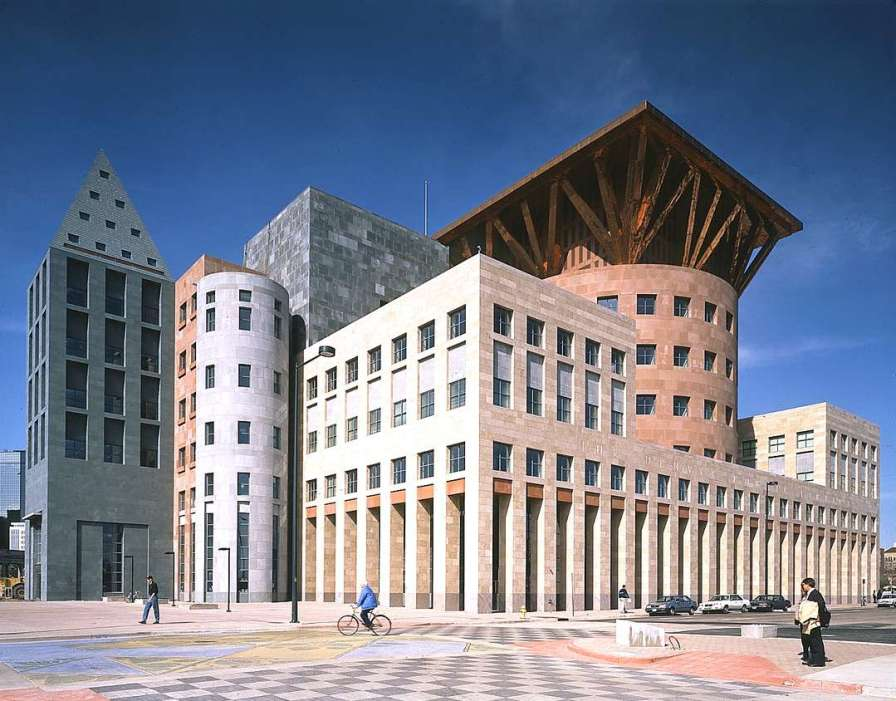 Michael Graves' Denver Public Library (1995)