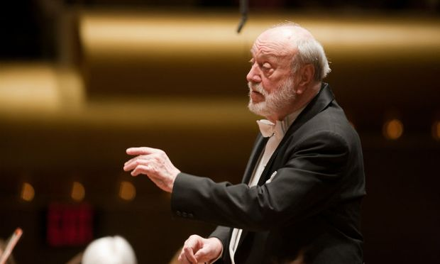 Remembering Kurt Masur: Five Great Recordings