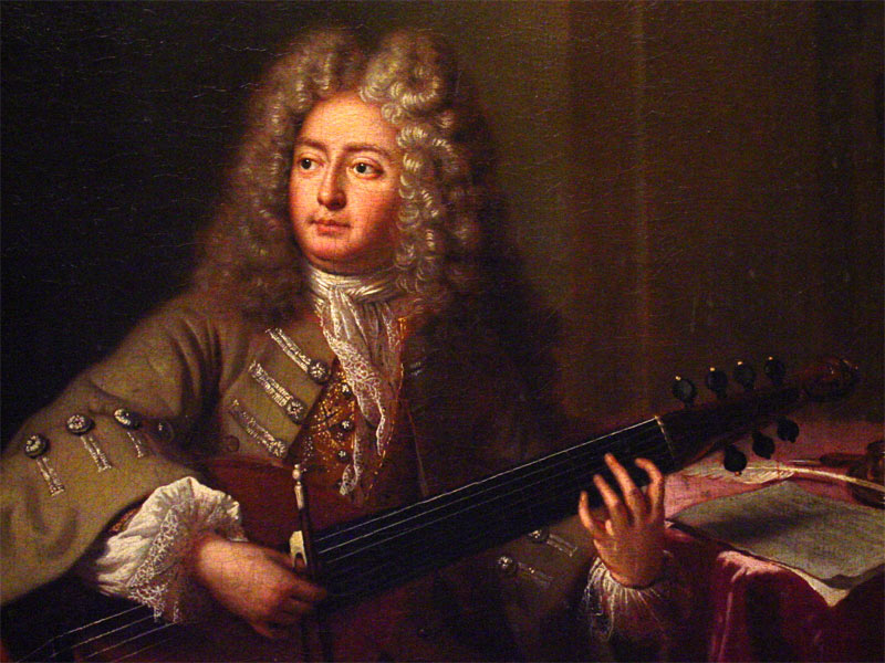 "Who Wrote ""Lully's"" Gavotte?"